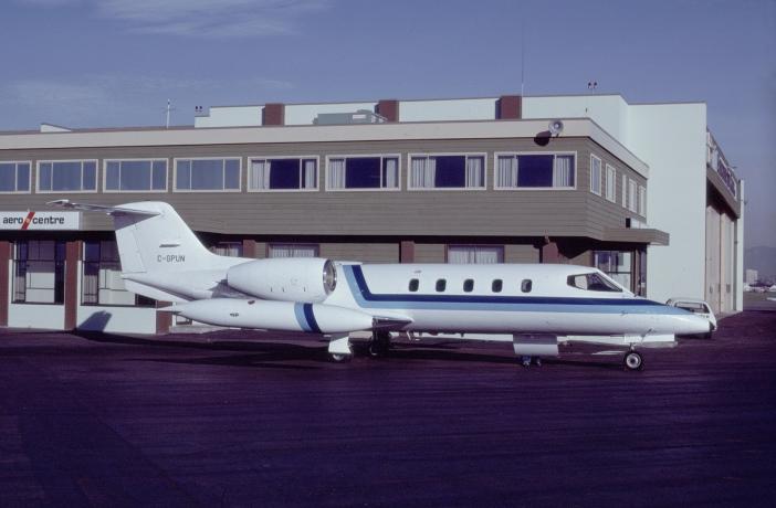 LearJet 35-058 C-GPUN 950111(1)